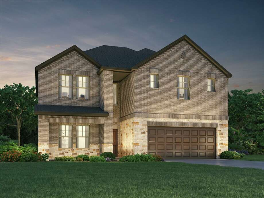 Meritage Homes acquired land for an additional 125 homes at Alexander Estates in Tomball. Photo: Courtesy Of Meritage Homes