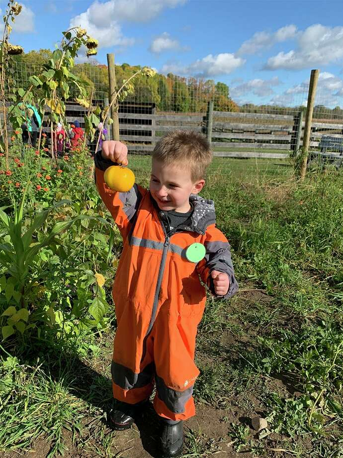 Nature Preschool classes will be held entirely outdoors, and is now accepting registration requests for the 2020-21 school year. (Photo provided)