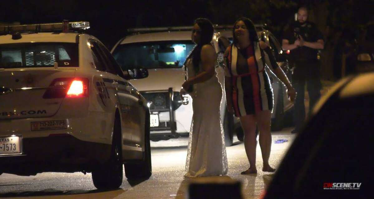 A groom was shot at a Copperfield area home after his wedding on Thursday, Aug. 20, 2020.