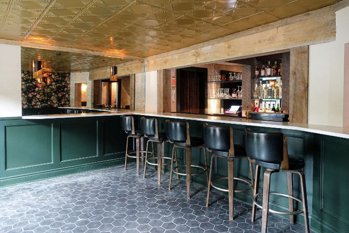The bar of Rosanna's Italian Kitchen, which will open at 23 Dove St. in Albany on Tuesday, Aug. 25.