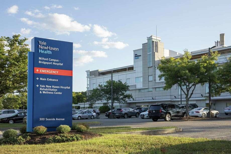 The Milford campus of Bridgeport Hospital Photo: Bridgeport Hospital / Contributed