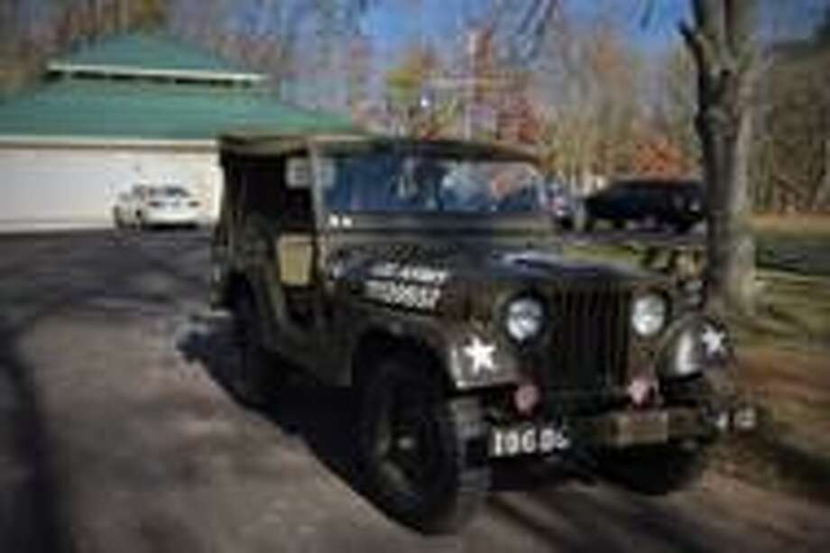 The Greater Middletown Military Museum will hold a Military Vehicle show, 9 a.m.-3 p.m. Aug. 30. Photo: The Greater Middletown Military Museum / Contributed Photo