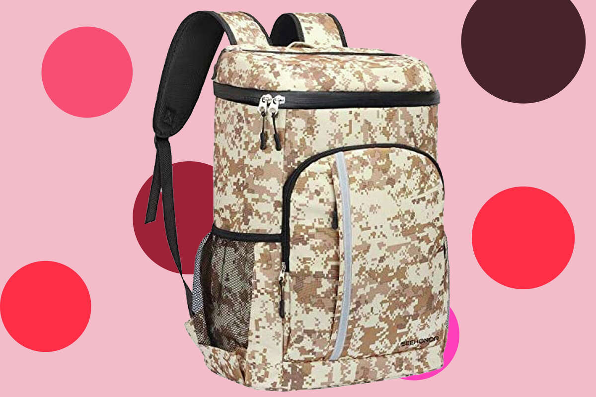 Insulated cooler backpacks are on sale at Woot for 50% off