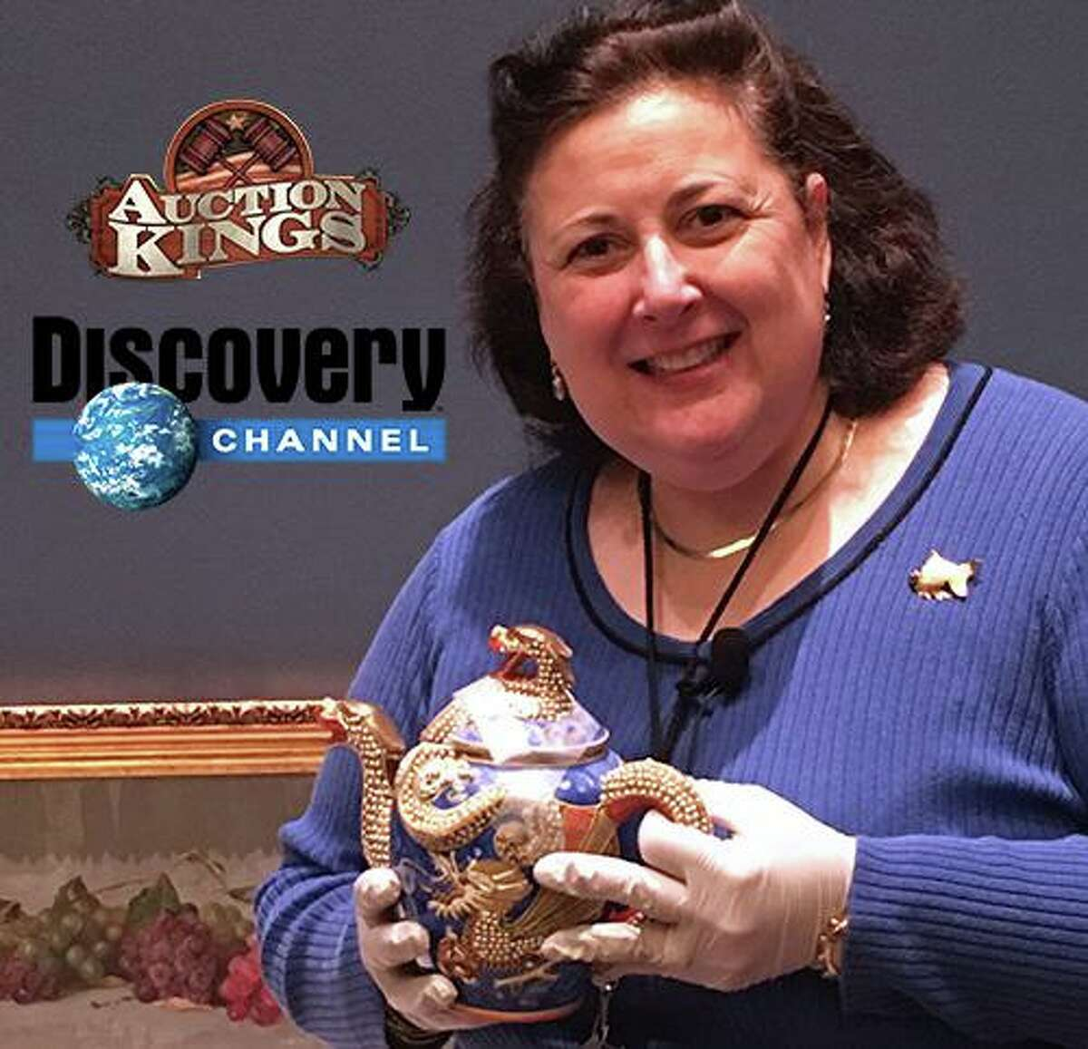 Star appraiser Dr. Lori is one of the featured programs during the virtual Fall Home and Outdoor Living Show Sept. 11-13. Her live Zoom show sessions will be offered Saturday, Sept. 12, at noon and 2 p.m., and Sunday, Sept. 13, at 1 p.m.