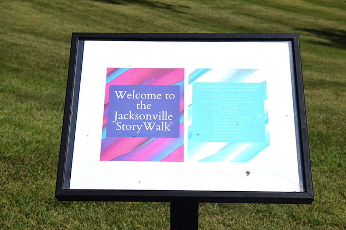 The Bob Freesen YMCA and the Jacksonville Public Library offer a story walk that's free to all. The stories on the walk are changed out monthly.