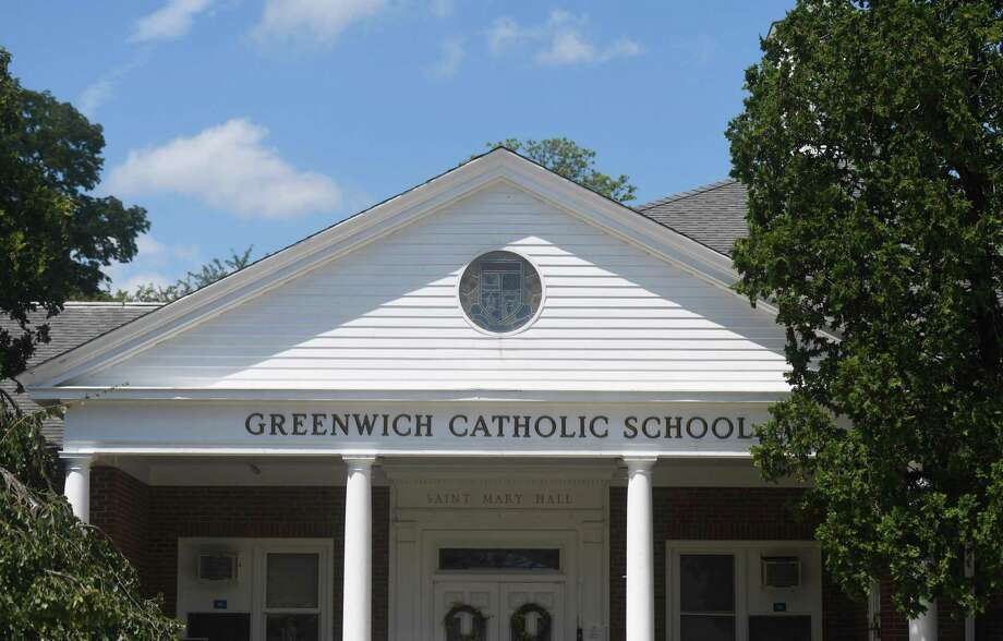 Greenwich Catholic School in Greenwich, Conn., photographed on Tuesday, July 28, 2020. Photo: File / Tyler Sizemore / Hearst Connecticut Media / Greenwich Time