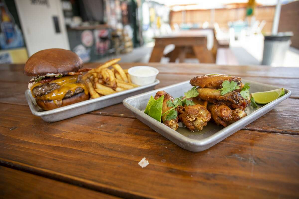 Dead End Food Shack serves up comfort food Friday, Aug. 21, 2020 in 1708 Rankin Highway. Jacy Lewis/Reporter-Telegram