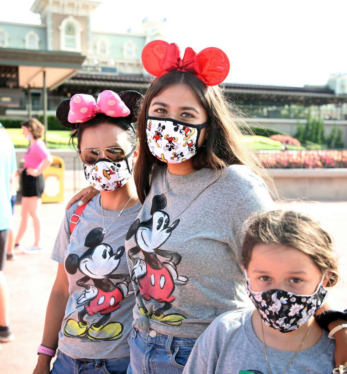 If your wee ones miss visiting their favorite zoo animals in the California sunshine, stock up on a variety of kid sized masks from San Diego Zoo. Choose from tiger, koala, cheetah or lion masks and more, all the while supporting zoo activities. Miss visiting Disneyland Resort? Visit the online Disney store and bring a little of the magic home with washable masks featuring your family's favorite characters from Toy Story, Star Wars and Marvel. Or surprise your own little Disney Princess with a set of masks featuring her heroes. If your idea of fun is found along the beach, Everyday California based in La Jolla is for you. Adult facial coverings range from surfboard designs on masks or neck gaiters with sunny patterns or surfing bears.