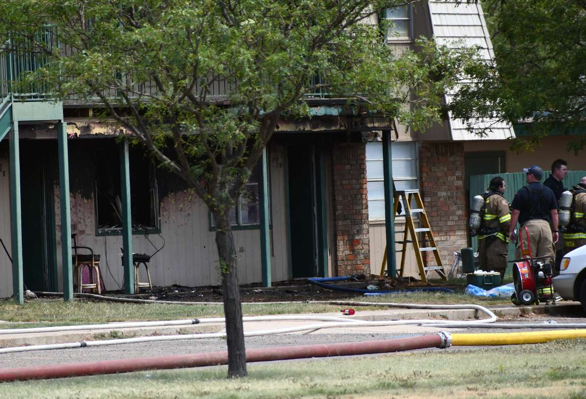 Plainview Fire/EMS responded to a fire at the Central Village Apartments on Wednesday. Plainview Fire/EMS responded to a fire at the Central Village Apartments on Wednesday.