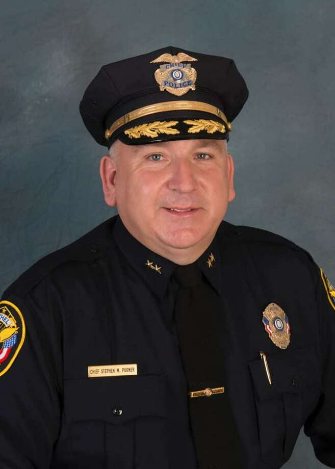 Police Chief Stephen Pugner of the Bethel, Conn., Police Department. Photo: Contributed Photo / Bethel Police Department