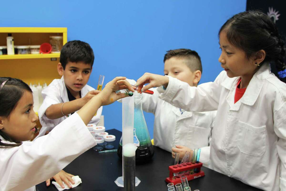 Students at IDEA Lab Kids are allowed to explore the sciences with fun and engaging activities that will stimulate their own passion for learning.