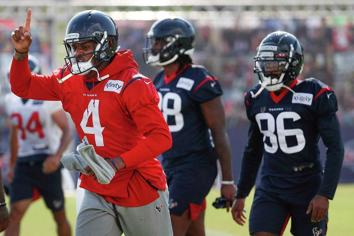 A local photographer has sued Deshaun Watson for use of his photographs on Instagram without permission.