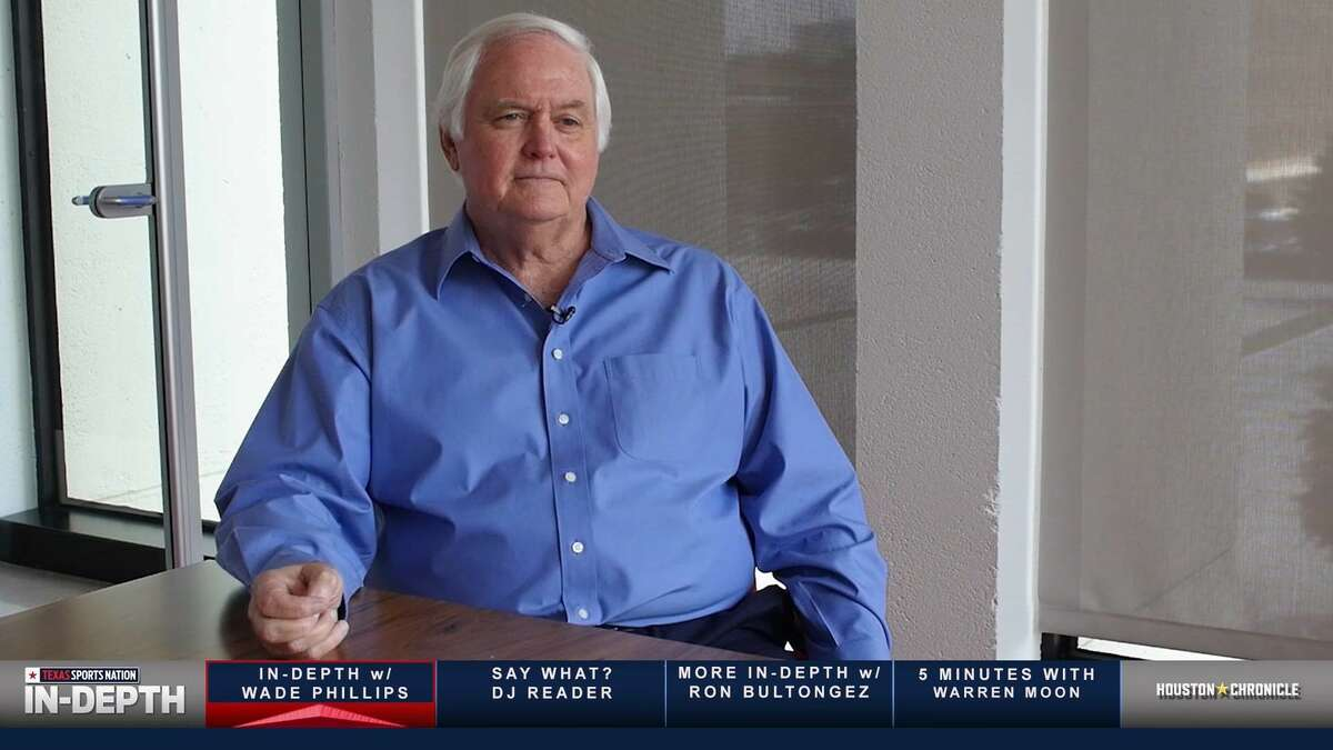 One of the great defensive minds in the NFL, Wade Phillips talks what it's like being called a legend and what he can still contribute in this clip from Texas Sports Nation In-Depth. Texas Sports Nation airs at 11 p.m. Sunday on KPRC.