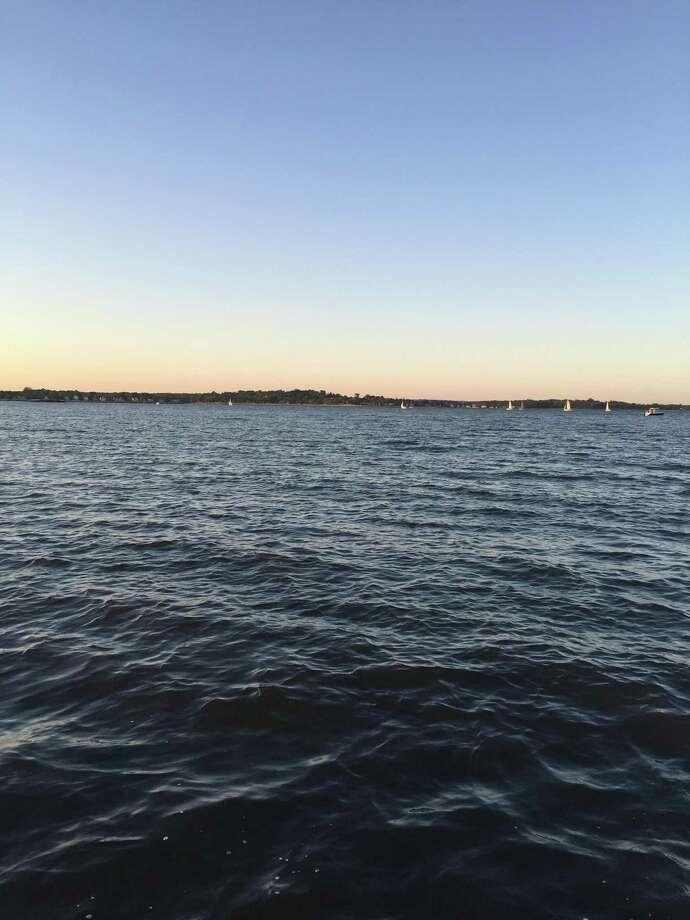 Cockenoe Island in Westport, Conn. Photo: Margaret Mazer / Contributed Photo / Westport News