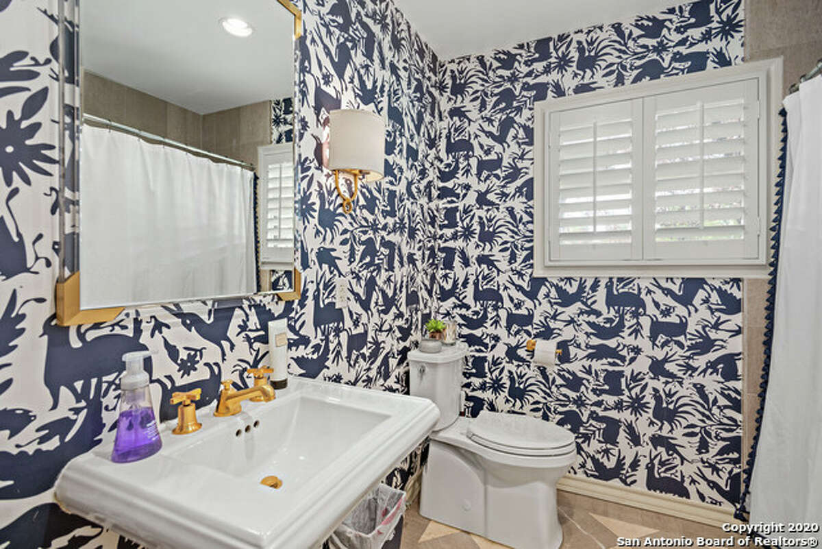According to a local interior designer, wallpaper is coming back in a big way.