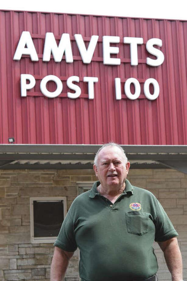 Jim Duncan is commander of AmVets Post 100 in Jacksonville.