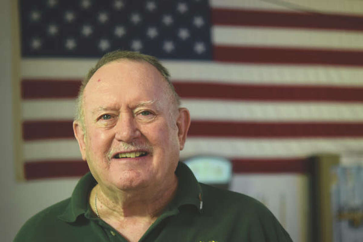 Jim Duncan is a Vietnam veteran and co-founder of the local Vet to Vet group.