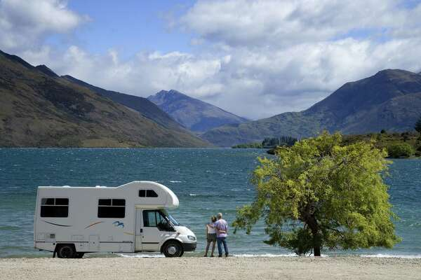 6) Figure Out Your Destination : Are you planning on visiting National Parks, or heading to a campsite in the woods? Before you hit up a rental site, you'll need to make sure to also book your RV camping site and hookup ahead of time. There are tons of options and apps, from KOA to Allstays,for you to find campgrounds or RV parks to suit your needs, or download the app FreeRoam to find campgrounds and other RV-friendly spots to stop along the way. Also make sure to ask about additional fees from these sites when booking, from propane to firewood.
