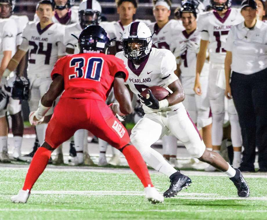Dawson and Pearland are scheduled to play each other Nov. 20 at Pearland Stadium (The Rig). Photo: Kim Christensen / Kim Christensen / ©Kim Christensen