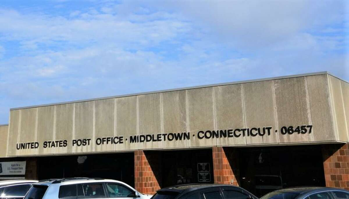 The Middletown Post Office is located at 11 Silver St.