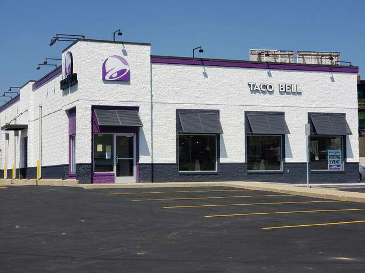 A grand opening is set for 10 a.m. Wednesday, Aug. 26, for Taco Bell's renovated restaurant at 620 E. Landmarks Blvd., Alton.