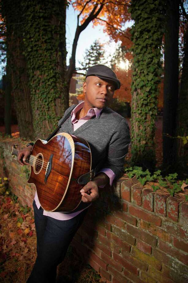 Javier Colon will perform at the Ridgefield Playhouse on Aug. 29. Photo: Tony Dube / Contributed Photo