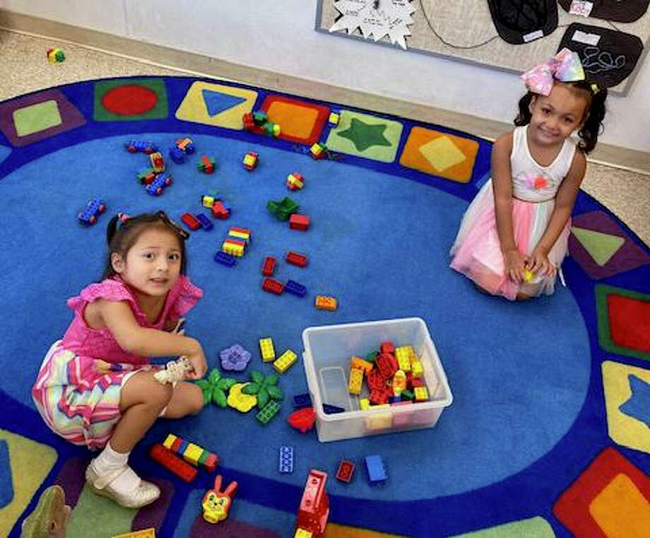 The Children's Learning Centers of Stamford has reopened its child care services so parents can get back to work during the COVID era. Photo: Contributed / Children's Learning Centers