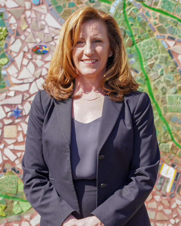 Linda MacFarlane of the Community Loan Fund of the Capital Region. (Photo by Dillon Latimer)