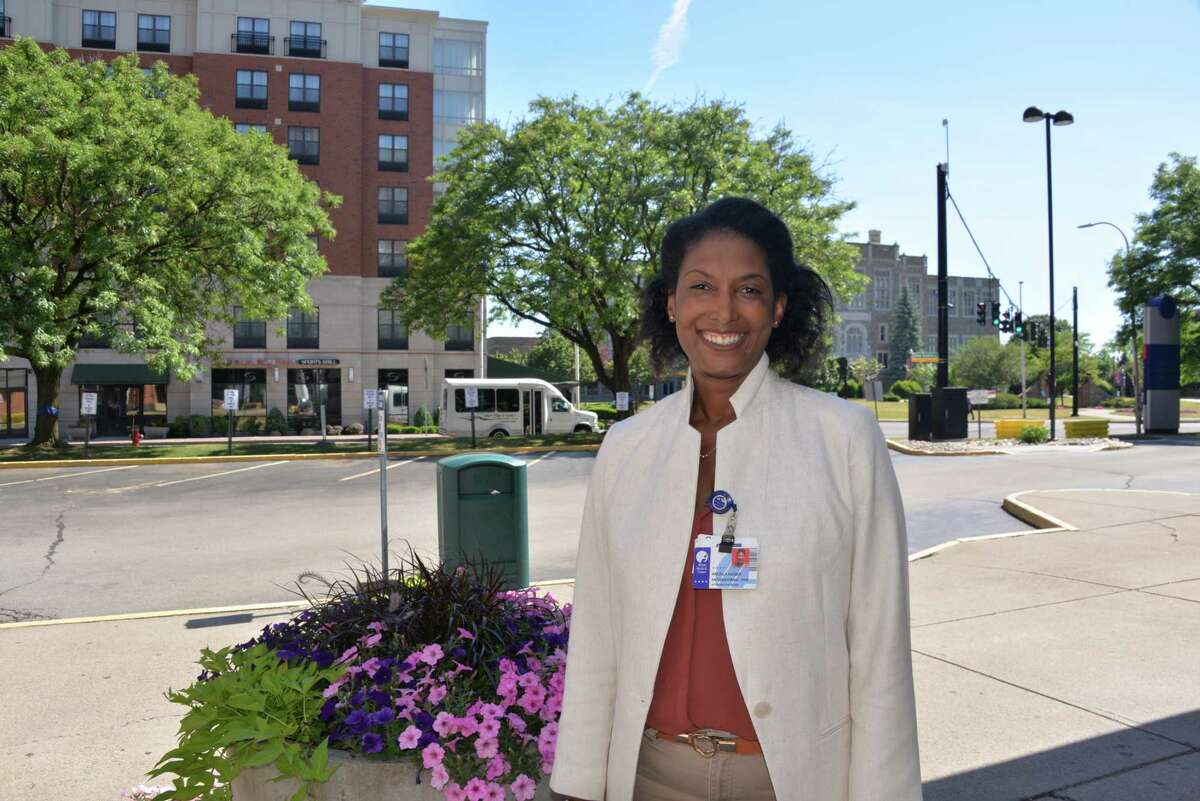 Dr. Angela Antonikowski was appointed Chief Officer of Health Equity, Diversity and Inclusion of Albany Medical Center. (Provided)