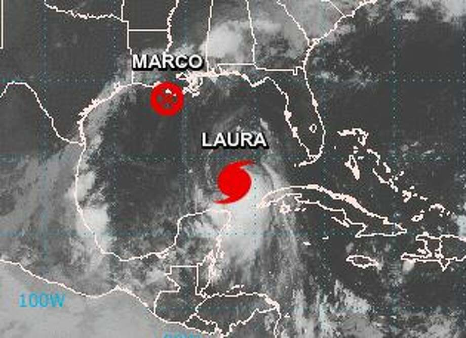 The City Of Galveston has issued a mandatory evacuation in preparation of Hurricane Laura. Photo: National Weather Service