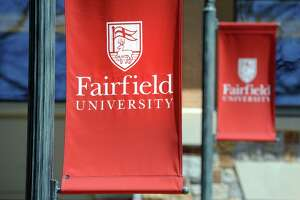 Fairfield University campus, in Fairfield, Conn. April 20, 2018.