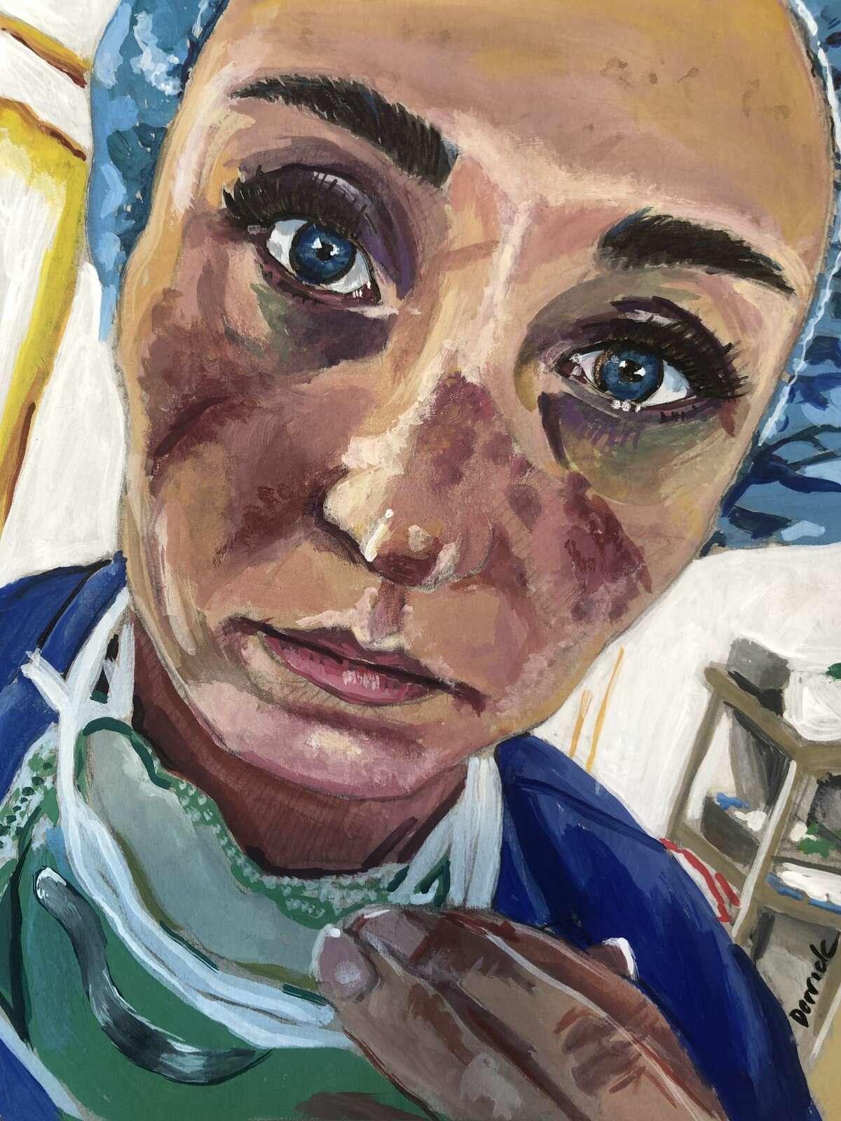 nurse Baltimore by Steve Derrick (Cierra Nicole)