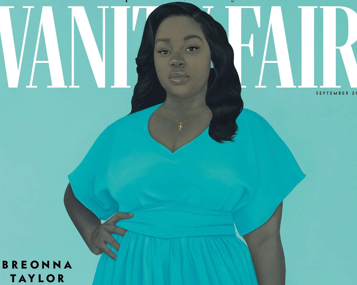 Vanity Fair features Breonna Taylor on the cover it its September issue.