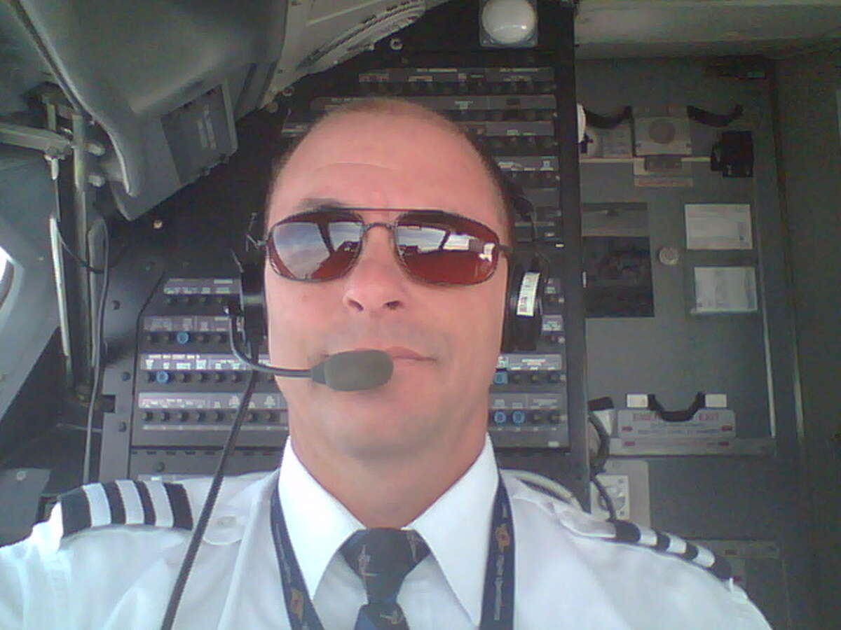 Capt. Brian Fenelon wanted to be a pilot since the age of 6, growing up on Mordella Road in Colonie under the airport's flight path.