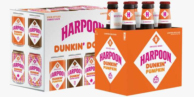 Dunkin' teams up with brewery for donut-infused beers
