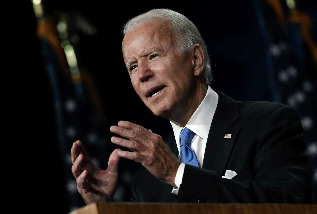 Joe Biden defeated President Donald Trump in the 2020 presidential election.