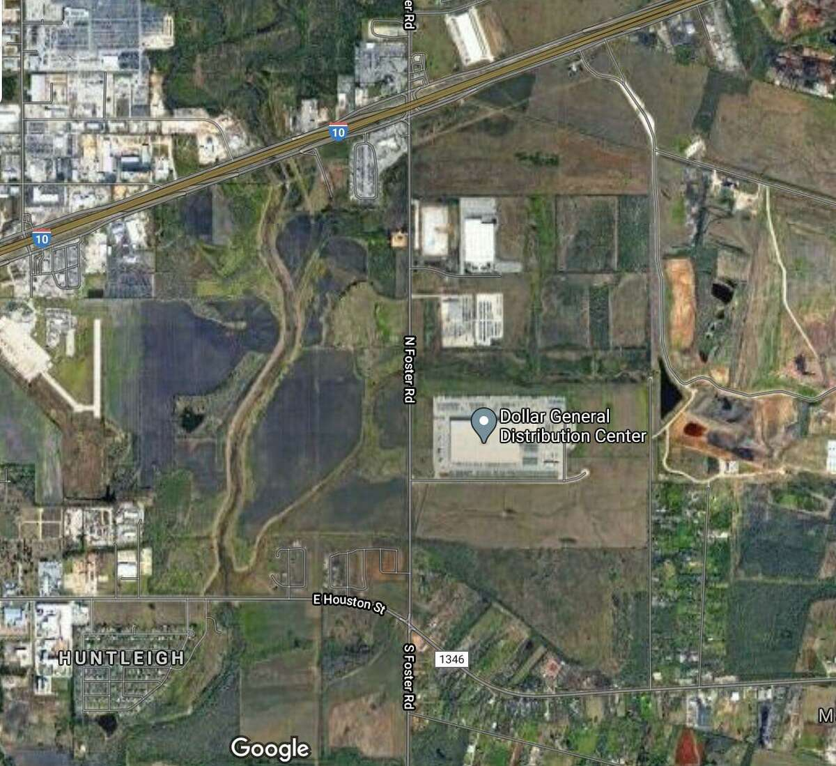 A filing with the Texas Department of Licensing and Regulation states a fulfillment center is planned at 6806 Cal Turner Drive. Cal Turner Drive runs just south of Dollar General's distribution facility.