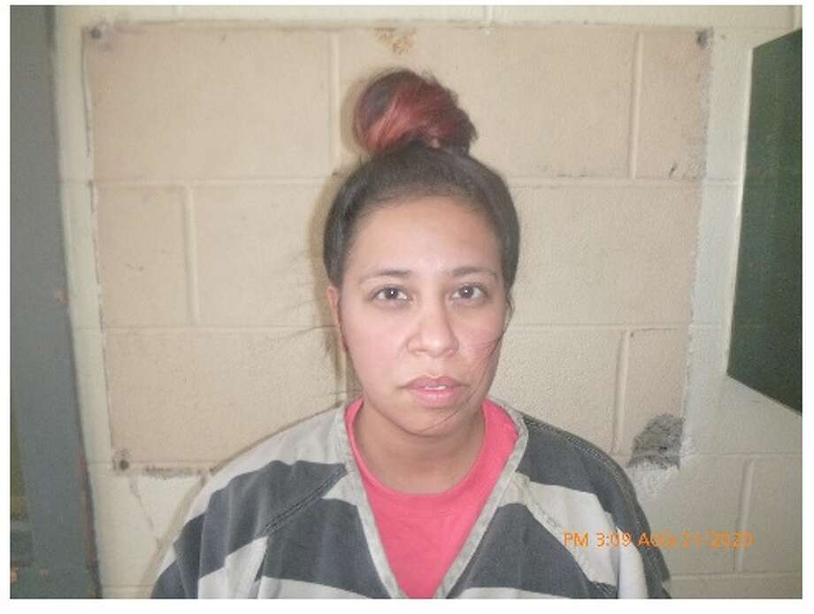 Vanessa Rojas, 26, was charged with accident involving damage to a vehicle. Photo: Courtesy