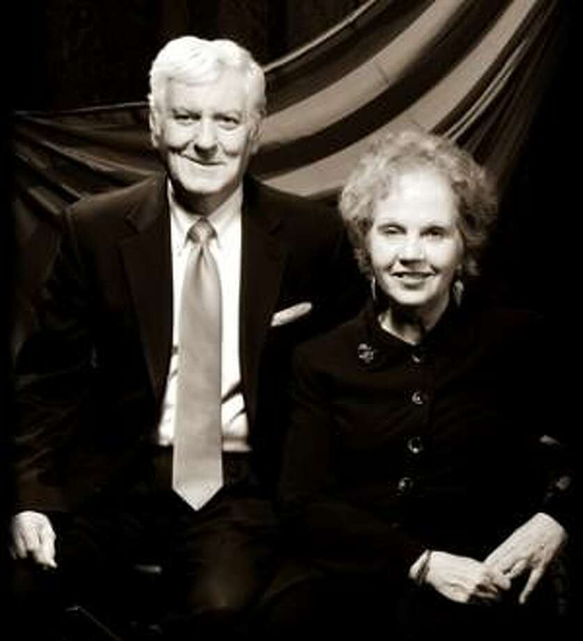 Glenn and Jo Poshard Photo: For The Intelligencer