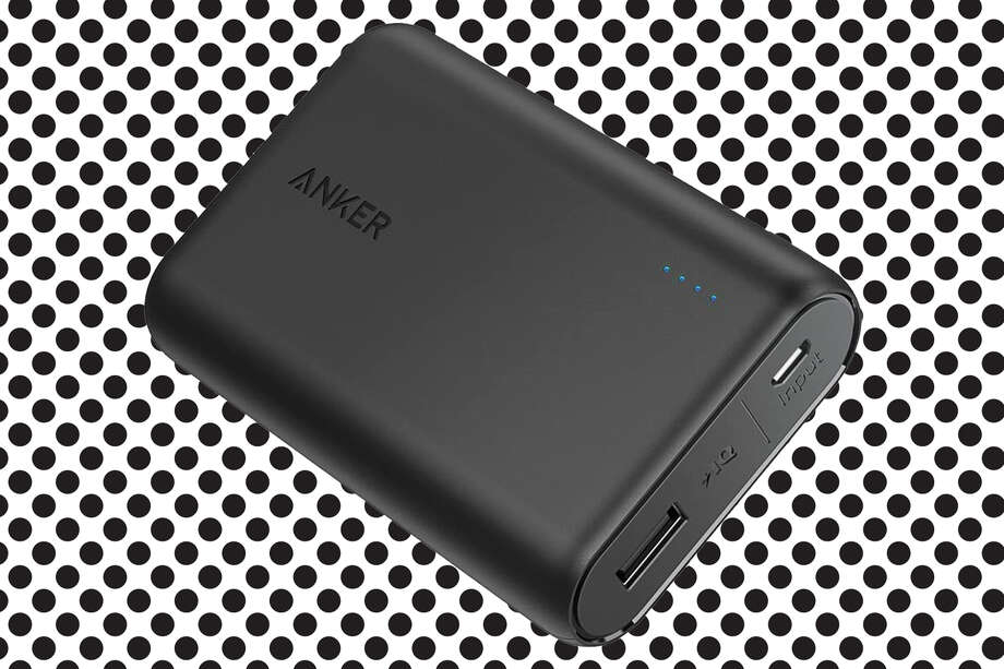 Anker portable charger for $19.99 at Amazon Photo: Anker