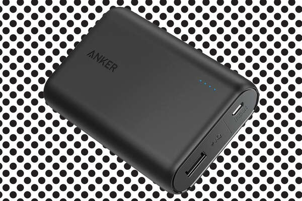 Anker portable charger for $19.99 at Amazon