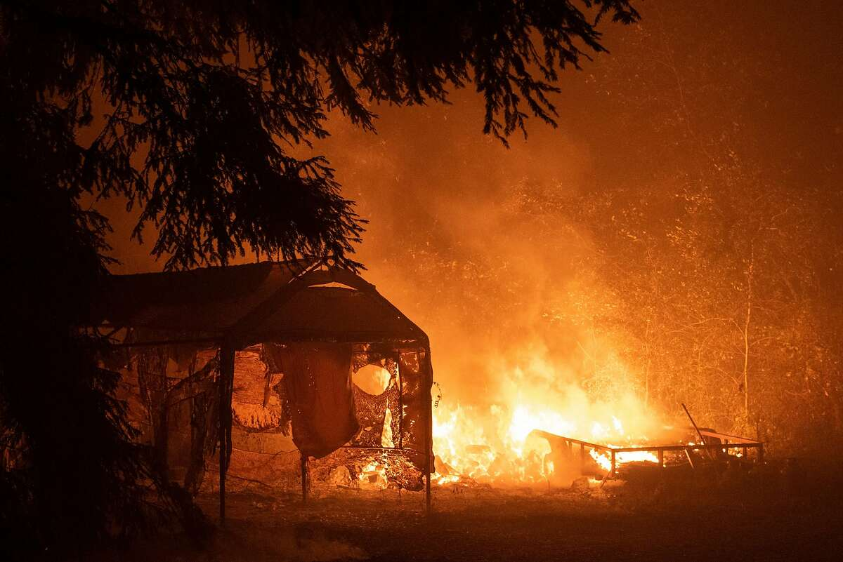 Homeowners in wildfire and other disaster zones, like Boulder Creek (Santa Cruz County) during the CZU Lightning Complex fires, will get added insurance benefits under the new law.