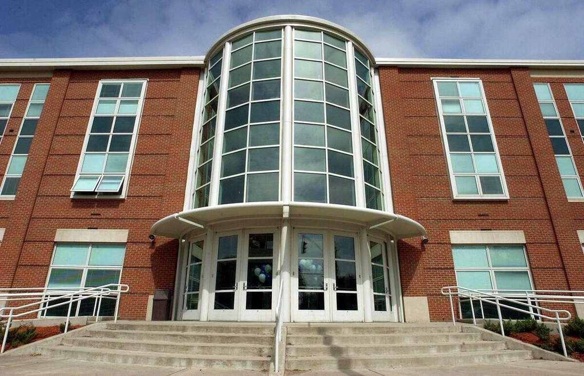 James Hillhouse High School, New Haven, Conn.