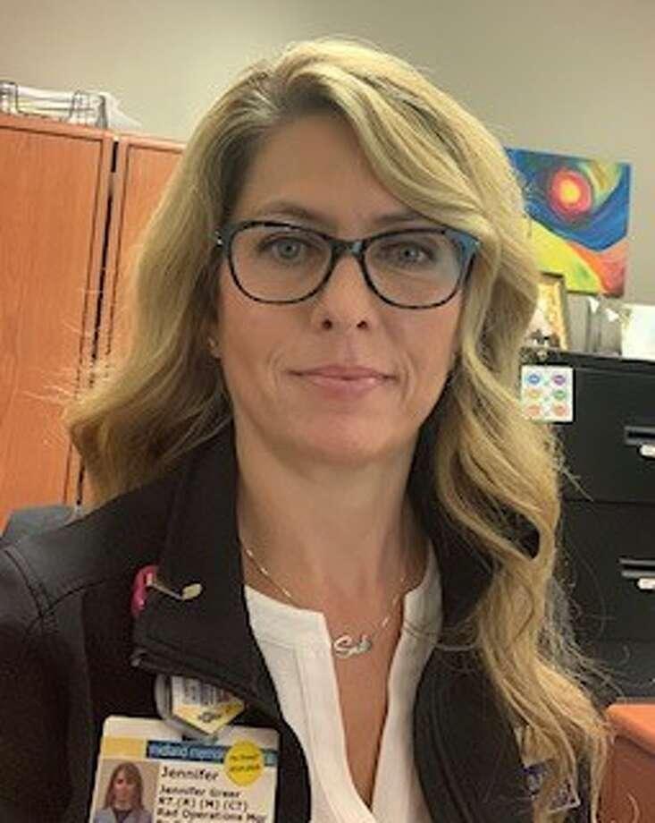 Jennifer Greer is Radiology Operations manager at Midland Memorial Hospital. Photo: Courtesy Photo