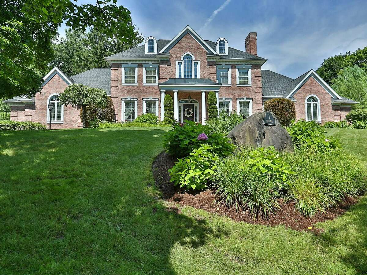 Scroll through the photos below to see five beautiful homes for sale throughout the Capital Region, each featuring its own uniquely gorgeous garden.