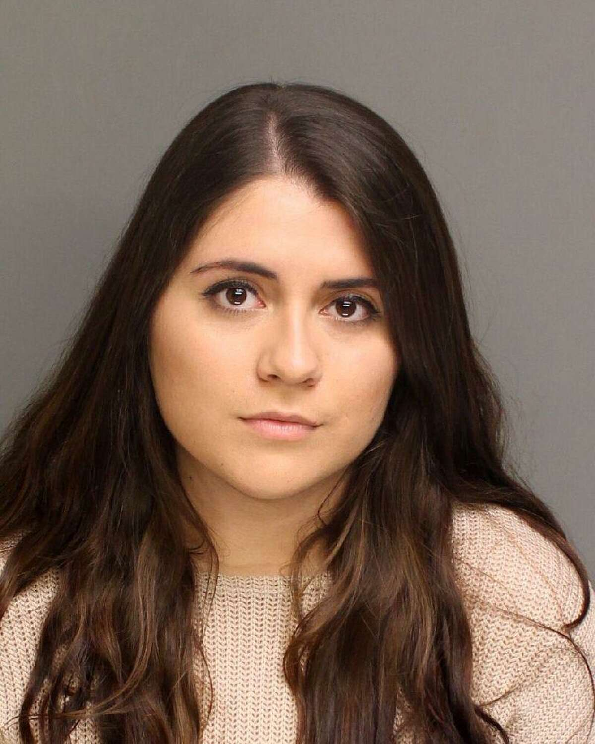 Nikki Yovino, of South Setauket, N.Y., was convicted of falsely claiming she was sexually assaulted by two Sacred Hearst University students.