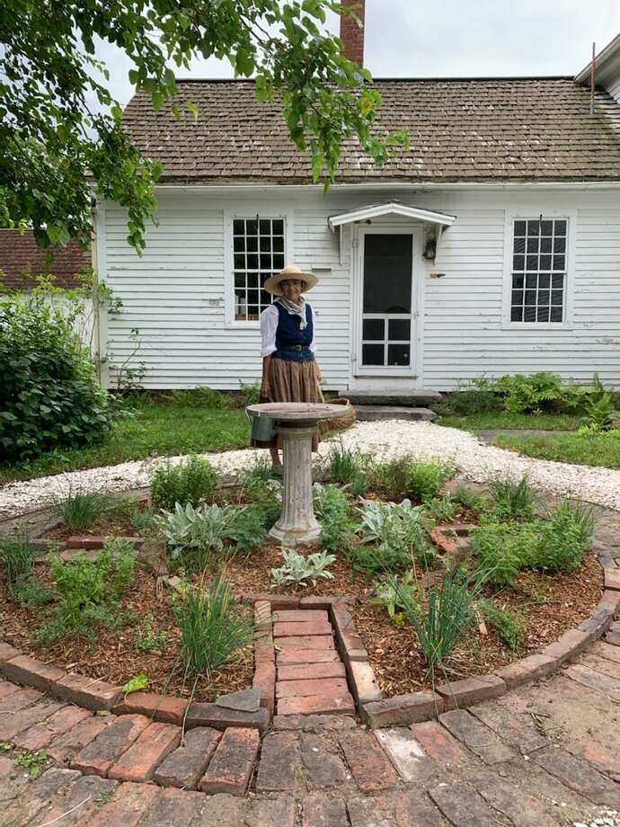 The Stanton House in Clinton is holding a plein air art show Aug. 29. Photo: Stanton House/ Contributed Photo