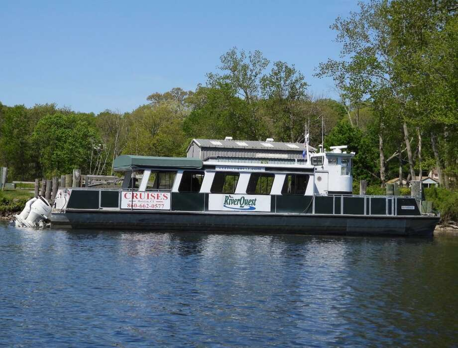 RiverQuest in Haddam has resumed its cruises just in time for the fall season. Photo: RiverQuest / Contributed Photo