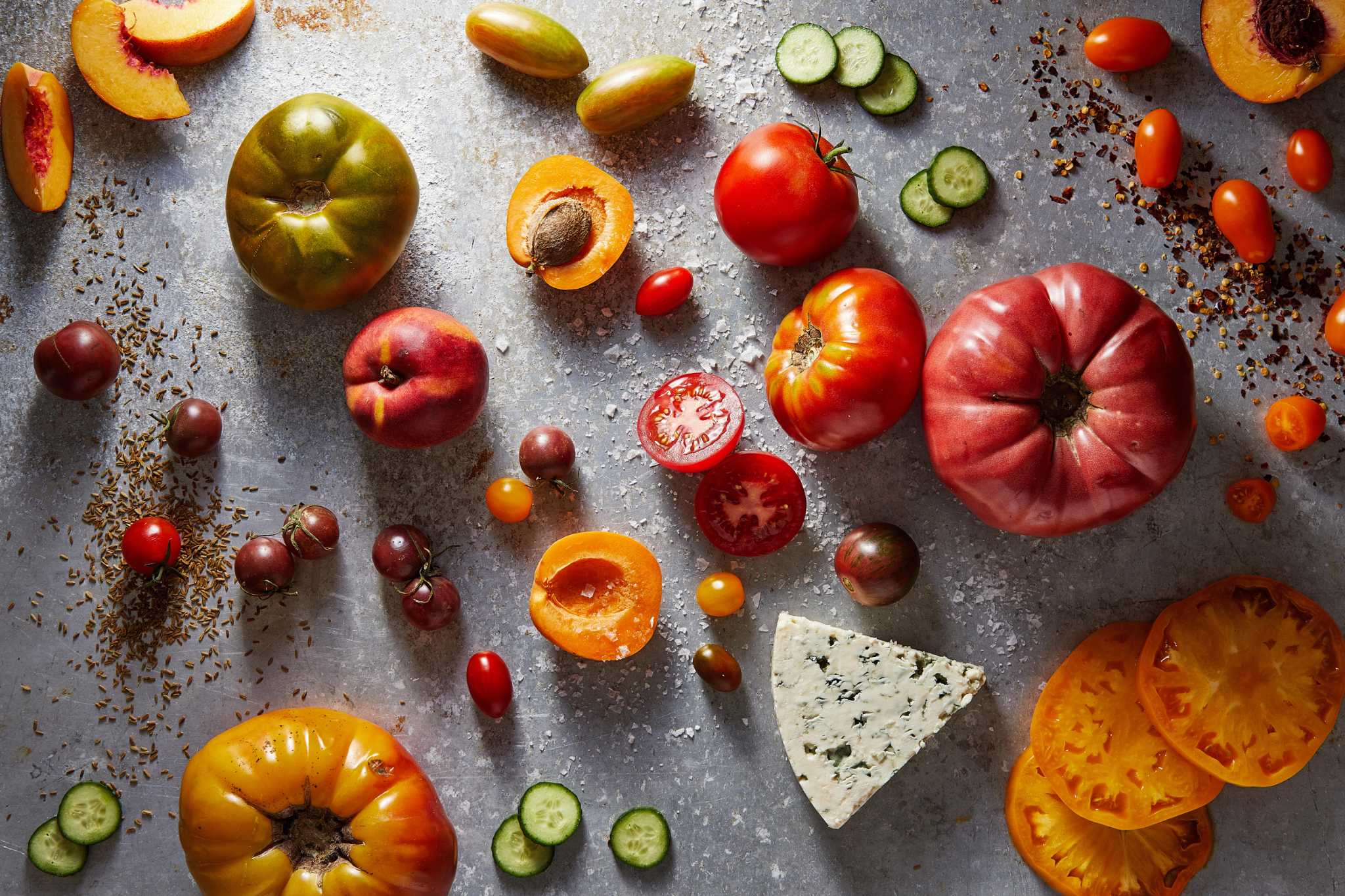 The best summer tomato salads use just a few ingredients to generate big flavors