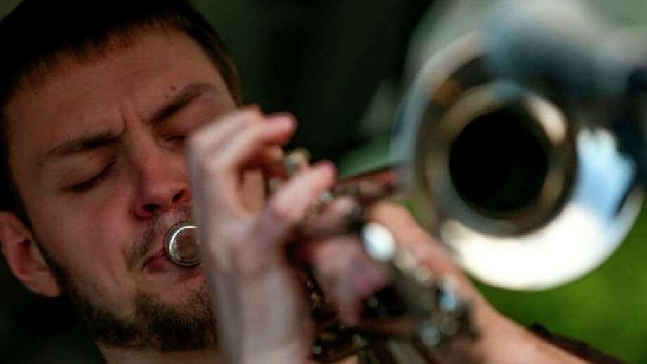 Thursday, Aug. 27: Unwind after a long week at Midland Center for the Arts' happy hour, Uncorked, featuring Michigan trumpeter and guitarist Jacob Wisenbach. (Photo provided/Midland Center for the Arts)